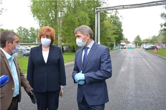 Чувашия подала заявку на создание в Новочебоксарске территории опережающего развития
