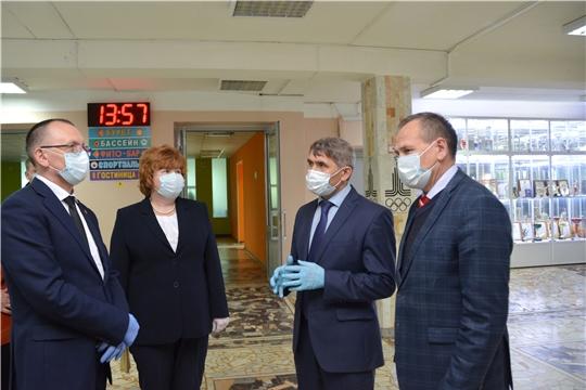По поручению Олега Николаева в Новочебоксарке достроят кордодром и обновят спорткомлекс