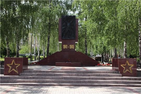 22 июня в День памяти и скорби в Новочебоксарске возложили цветы к Вечному огню