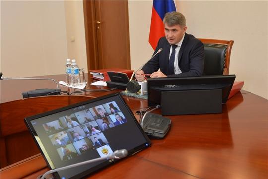 Олег Николаев подвел итоги Дня Республики