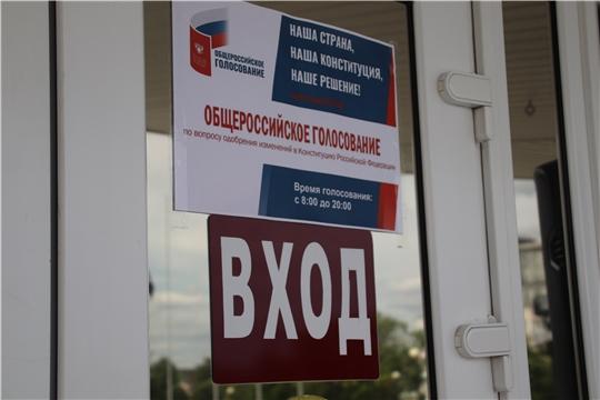 1 июля - основной день голосования по вопросу одобрения изменений в Конституцию Российской Федерации.
