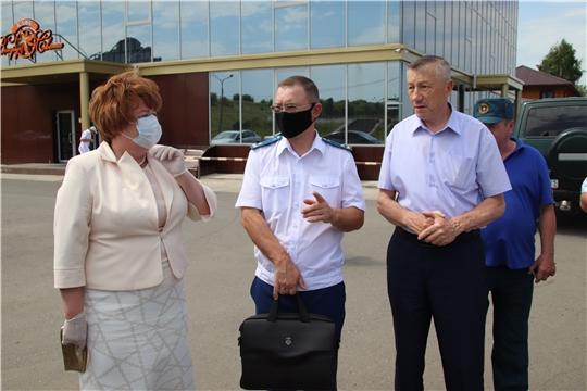 В Новочебоксарске усилят меры безопасности на воде, чтобы избежать гибели людей