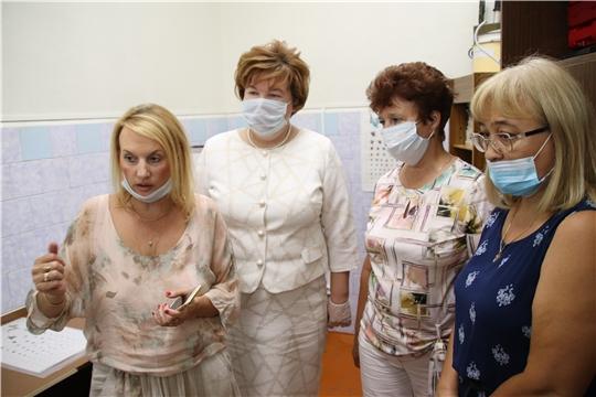 В Новочебоксарске продолжают реализовывать проекты, направленные на укрепление здоровья горожан