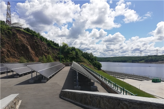 Солнечная электростанция на Нижне-Бурейской ГЭС выработала 558,7 тыс. кВт*ч