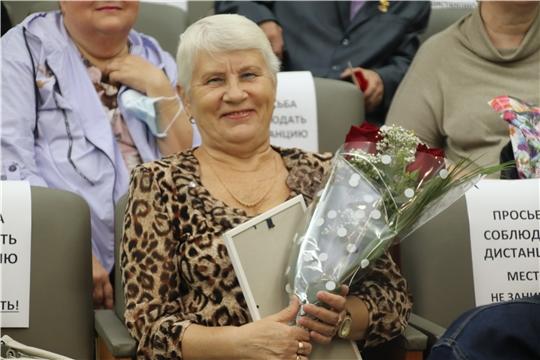 Работники ПАО «Химпром» получили заслуженные награды