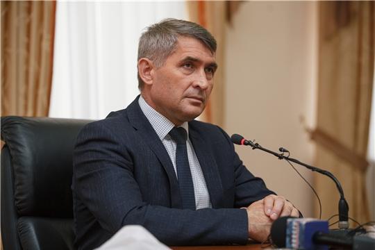 Олег Николаев: Результат выборов – это огромный кредит доверия и большая ответственность