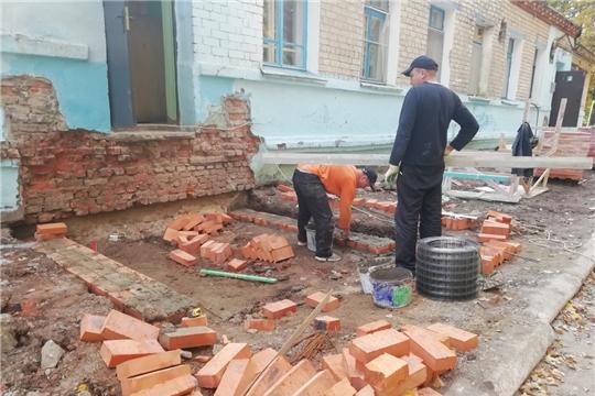 Капитальный ремонт детских садов и лагеря «Звездочка» на постоянном контроле администрации Новочебоксарска