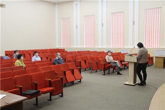 Состоялось расширенное заседание комиссии по делам несовершеннолетних и защите их прав в городе Новочебоксарске