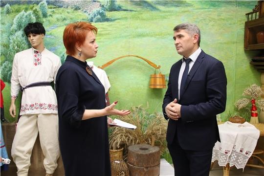 """Олег Николаев: """"За десять лет Новочебоксарск полностью преобразится"""""""