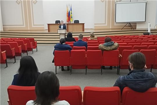 В Новочебоксарске прошли общественные обсуждения по Программе комплексного развития транспортной инфраструктуры Чебоксарской агломерации
