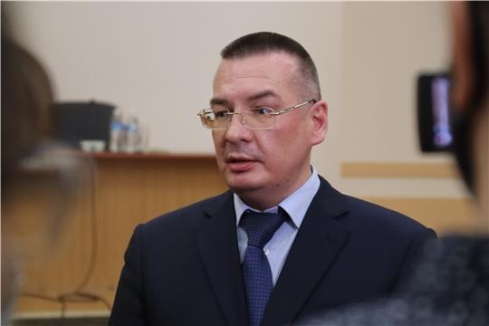 Главой администрации города Новочебоксарск стал Павел Семенов