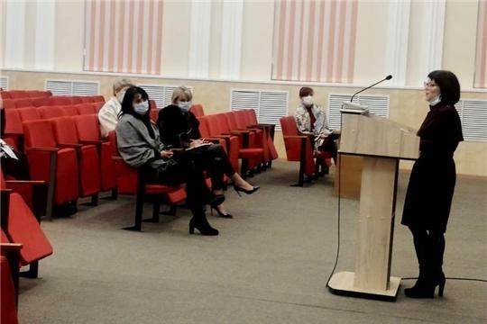В Новочебоксарске прошло заседание антинаркотической комиссии