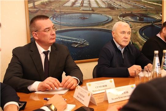 Павел Семенов заявил о планах по улучшению качества воды в Новочебоксарске в ближайшие годы