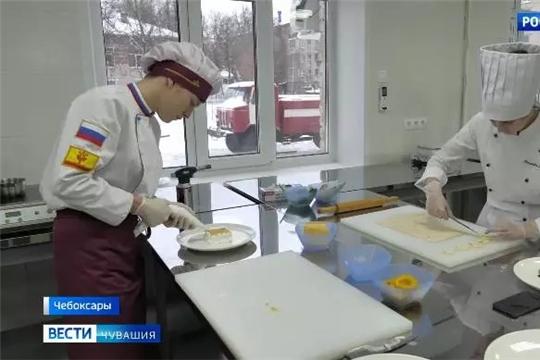 """В учебных заведениях Чувашии появляются современные мастерские, ГТРК """"Чувашия"""""""