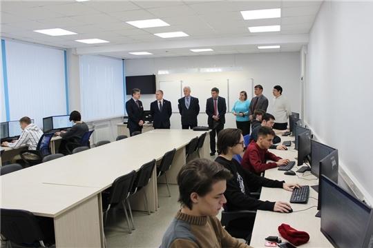 В новых мастерских студенты освоят практические навыки будущей профессии в соответствии с современными стандартами и передовыми технологиями