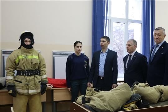 В Чебоксарах открылся Центр добровольчества, НТРК