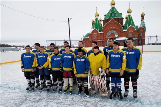 28 января определится победитель «Золотой шайбы» в старшей группе среди сельских команд
