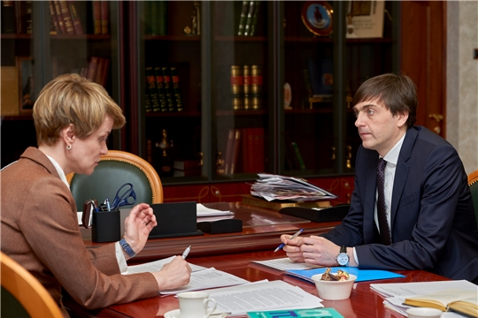 Сергей Кравцов: «Выявление и поддержка талантливых детей и молодёжи – один из важнейших приоритетов работы Министерства просвещения»