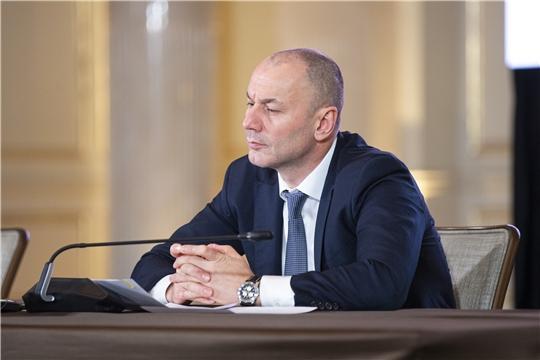 Анзор Музаев назначен временно исполняющим обязанности руководителя Рособрнадзора