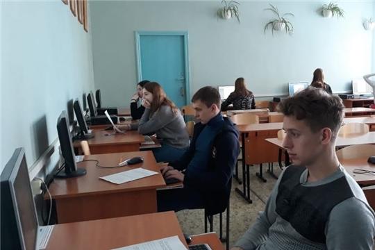 Продолжается региональный этап Всероссийской олимпиады профессионального мастерства среди студентов