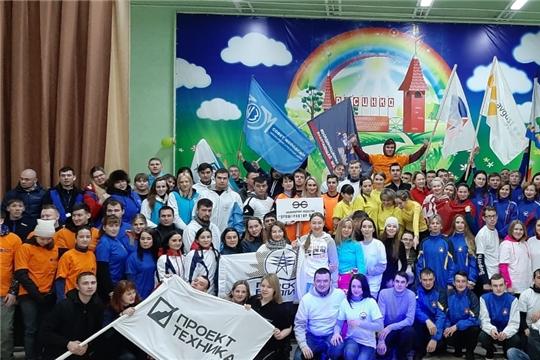 V Республиканский Спортивный фестивал работающей молодежи «Зимний десант»