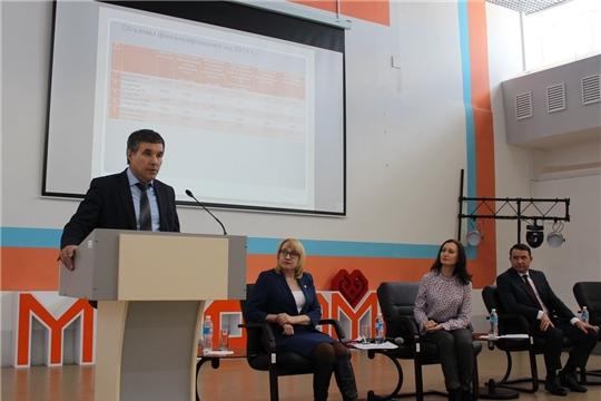 Состоялись первые мероприятия в рамках деловой программы VIII Открытого регионального чемпионата «Молодые профессионалы