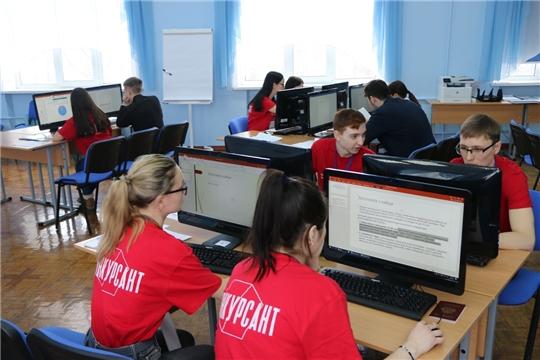В Чувашии проходит В Чувашии завершился  VIII Открытый региональный чемпионат «Молодые профессионалы (WorldSkills Russia)»