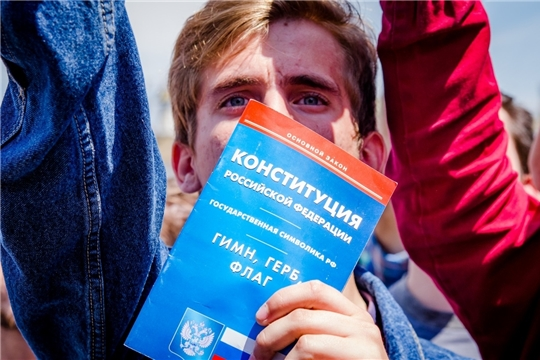 Стартовала регистрация во Всероссийский общественный корпус «Волонтёры Конституции»