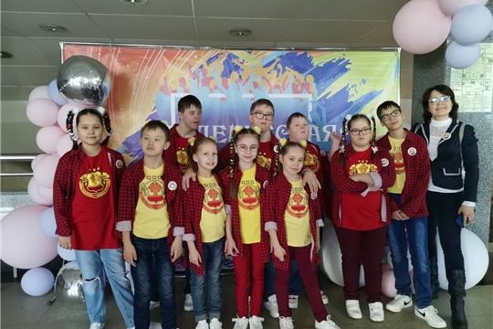 Команда «Солнцепек», в состав которой входят и учащиеся Чебоксарской общеобразовательной школы для обучающихся с ОВЗ № 1  - участник Гала-концерт XXVI Фестиваля Официальной Лиги Международного Союза КВН «Республика»