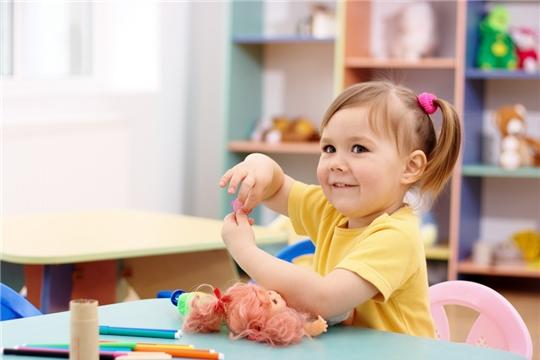 В детских садах республики открыто 58 дежурных групп