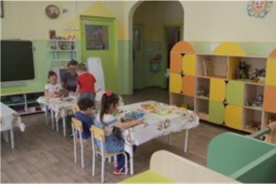 Работа дежурных групп в детском саду, НТРК