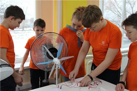 Воспитанники Детского технопарка «Кванториум» - участники федеральной смены в ВДЦ «Орленок»