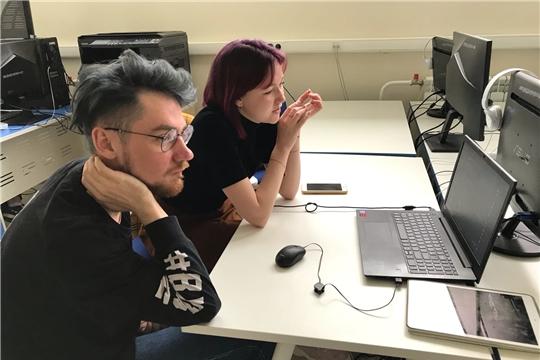 Первая смена «Инженерных каникул» в режиме online в детском технопарке «Кванториум» г. Новочебоксарск