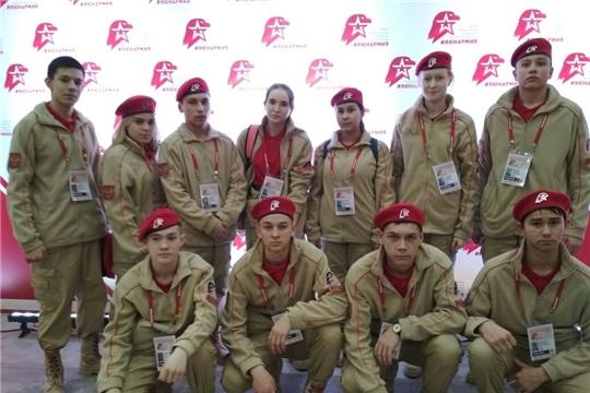 Более 11,5 тыс. школьников Чувашии участвуют во Всероссийском военно-патриотическом движении «ЮНАРМИЯ»