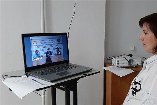 В Чувашии прошел региональный онлайн форум молодых семей