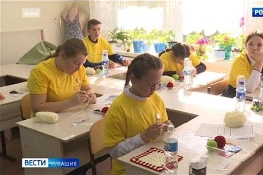 В чебоксарскую школу № 1 для детей с ОВЗ поступит новое оборудование на 8 млн