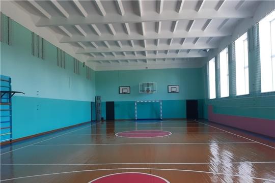 В рамках нацпроекта «Образование» в Чувашии отремонтируют 22 спортивных зала