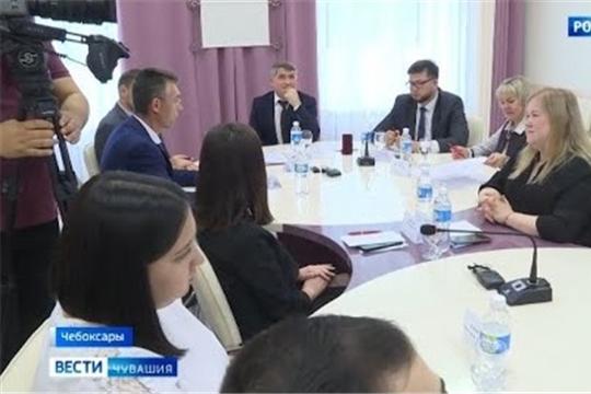 """В 2020 году молодежь Чувашии привлекла в республику на 44,5 миллиона рублей, ГТРК """"Чувашия"""""""