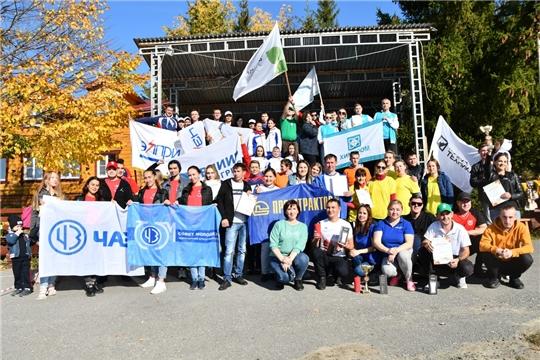 Республиканский осенний спортивный фестиваль Советов работающей молодёжи