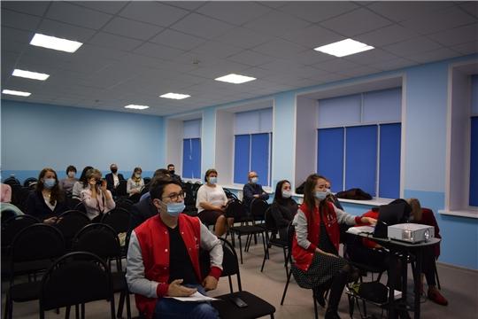 В Центре молодежных инициатив прошла первая встреча клуба #МыВместе