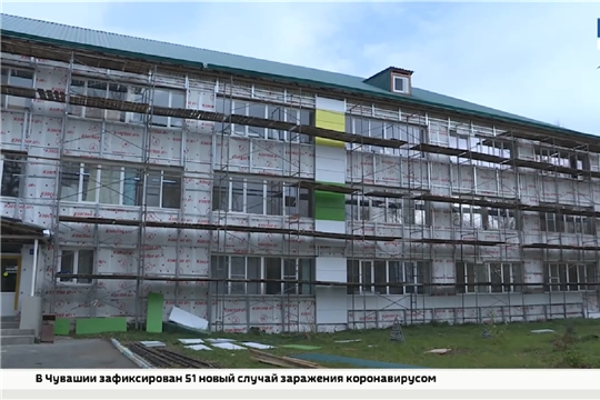 """В Вурнарской школе № 1 строителей наконец-то сменят ученики, ГТРК """"Чувашия"""""""