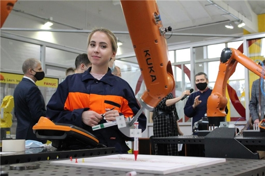 В МЦК-ЧЭМК состоялось открытие мастерских в рамках нацпроекта «Образование»