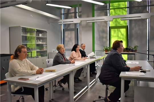 Специалисты Чувашии и Вологодской области обсудили вопросы поддержки одаренных детей в регионах