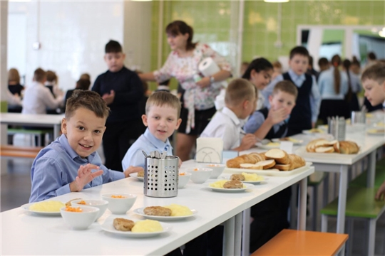 Каникулы для школьных поваров, «Советская Чувашия»