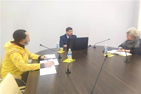 В Чувашии обсудили вопросы организации муниципального этапа всероссийской олимпиады школьников