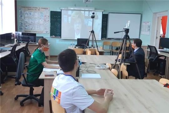 Открылся VI Национальный чемпионат  «Абилимпикс»