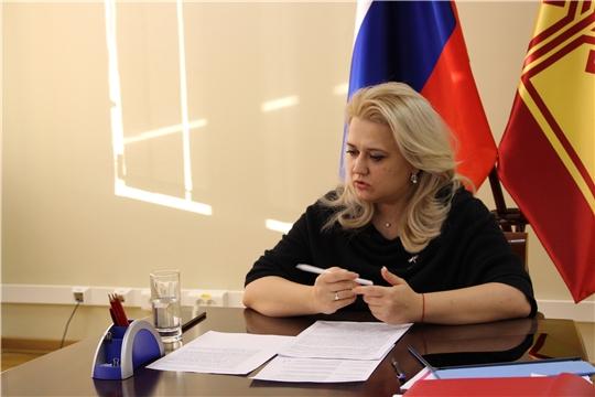 Алла Салаева приняла участие во Всероссийском форуме «Новая образовательная среда 20/21»