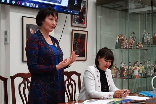 Презентация книги Нины Абрамовой