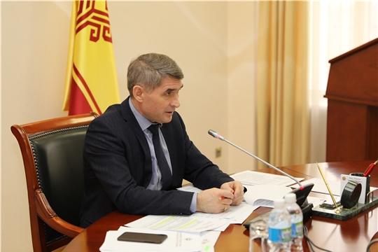 Врио Главы Чувашии Олег Николаев: мы готовы к любому сценарию развития событий в связи с распространением коронавируса
