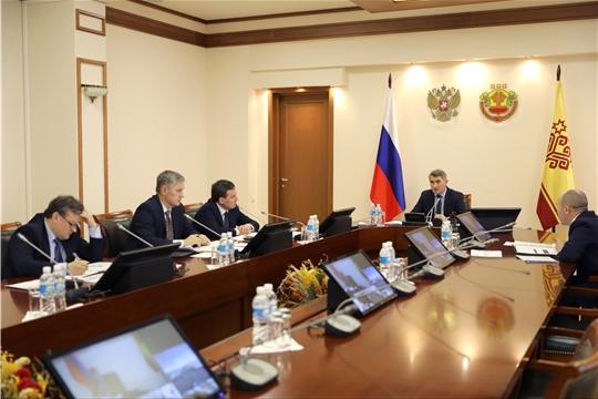 В Чувашской Республике может быть создано новое производство тракторов малой и средней мощности